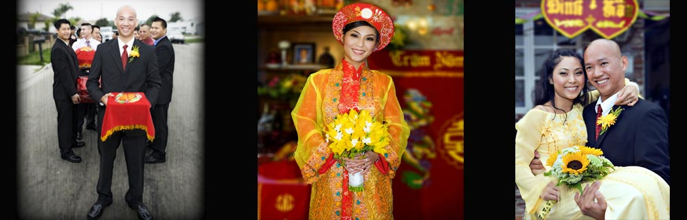 Vietnamese Wedding Photographer